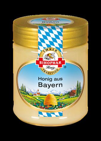 Honig aus Bayern
