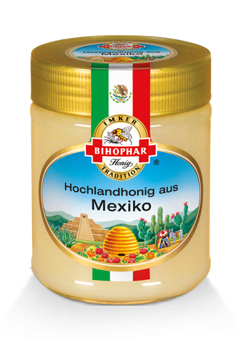 Hochlandhonig aus Mexiko
