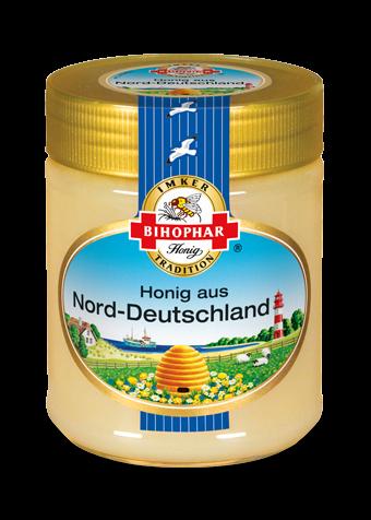 Honig aus Nord-Deutschland