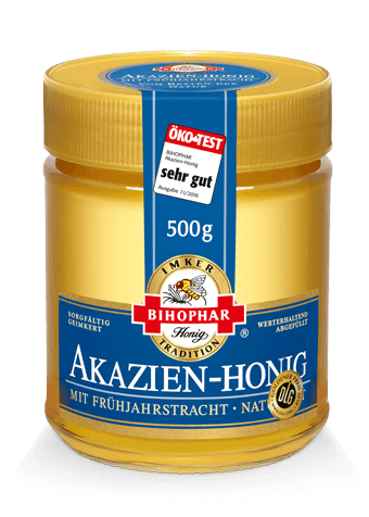 Akazien-Honig mit Frühjahrstracht